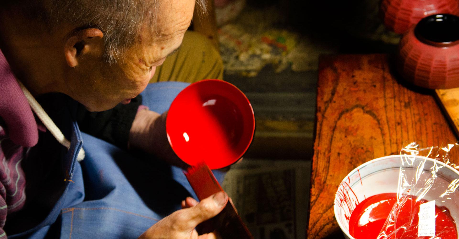 信州の伝統工芸 木曾漆器|久世...